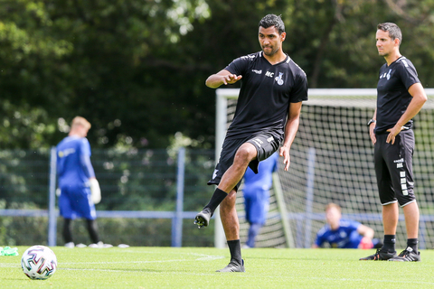 Marvin Compper (Co-Trainer)