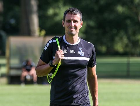 Miro Lusic (Athletik-Trainer)