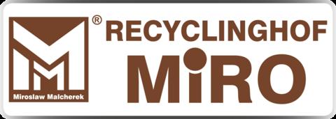 Recyclinghof MiRO