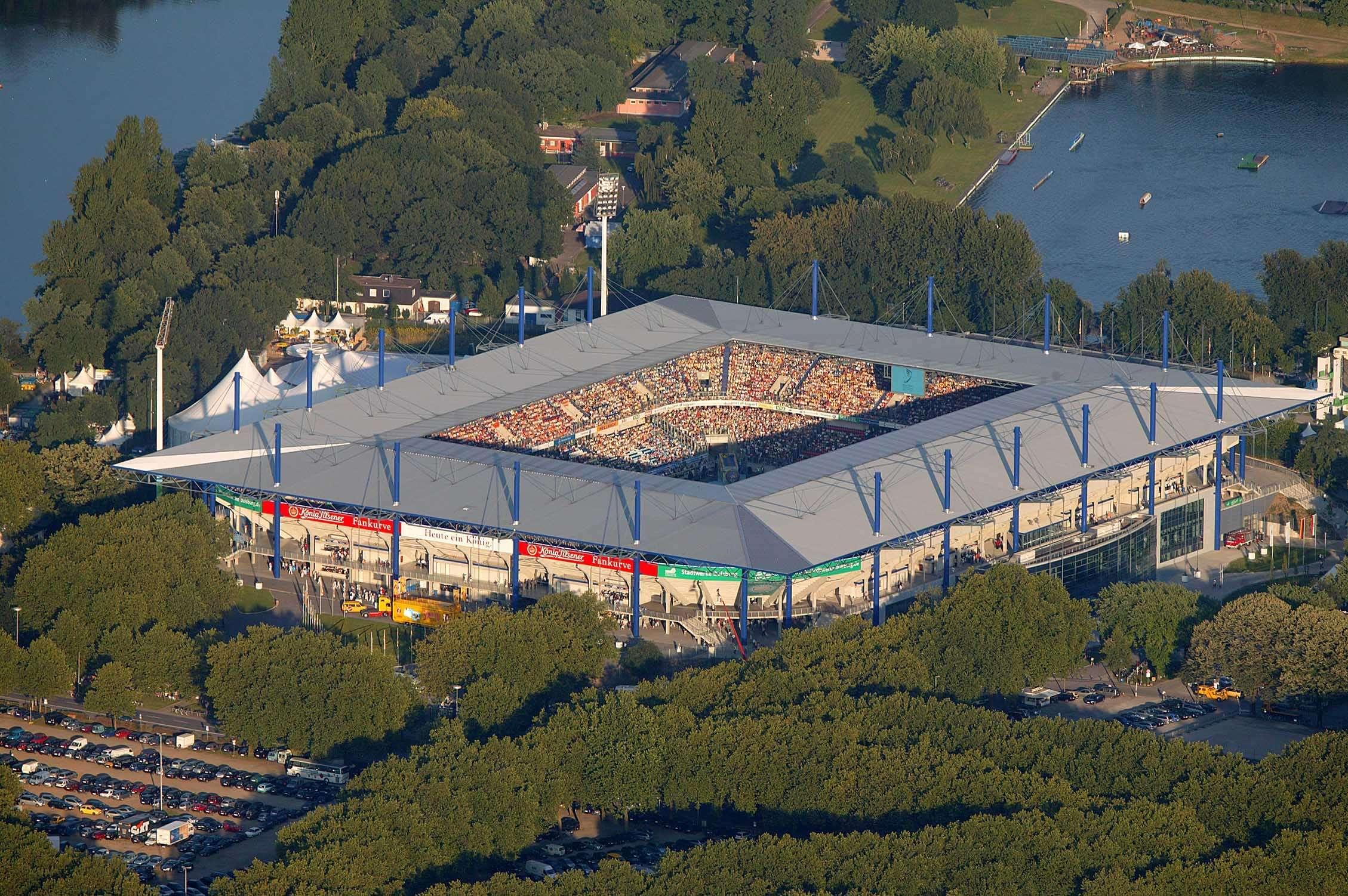 Stadionordnung: MSV Duisburg