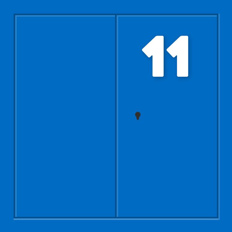 Törchen 11