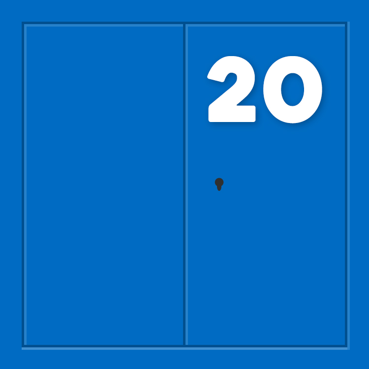 Törchen 20