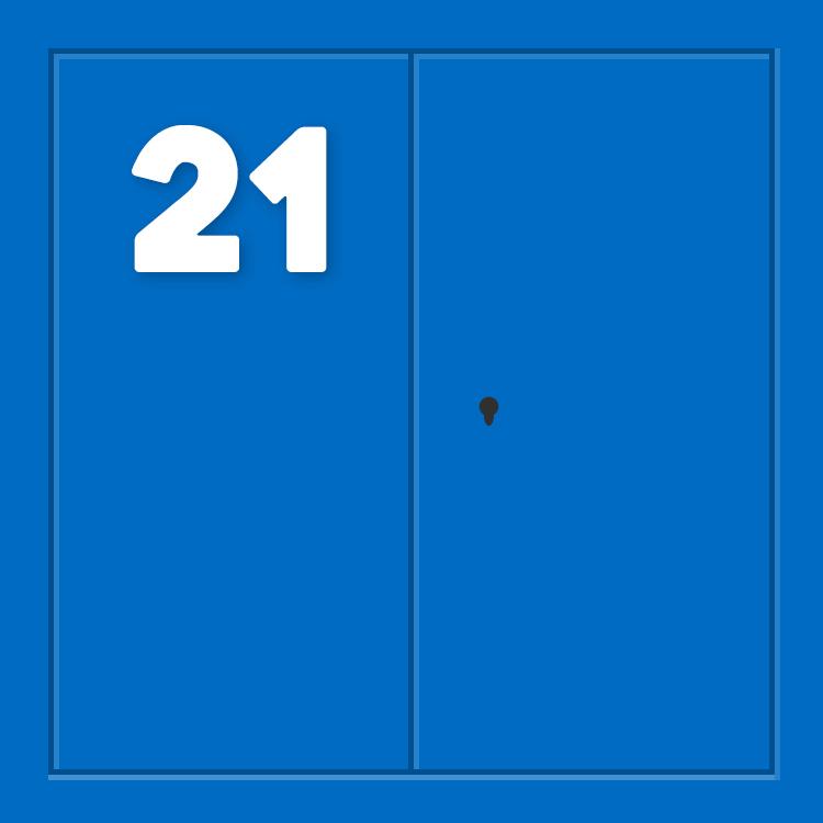 Törchen 21