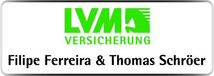 LVM Versicherung Filipe Ferreira & Thomas Schröer