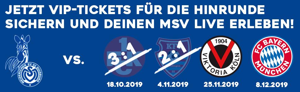 Jetzt VIP Tickets sichern!