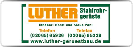 Gerüstbau Luther GmbH