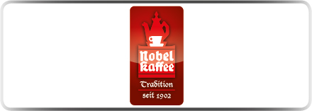 Nobel Kaffee - Tradition seit 1902